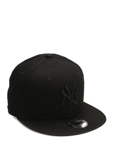 New Era New Era New York  Unisex Çocuk Şapka 101577308 Siyah